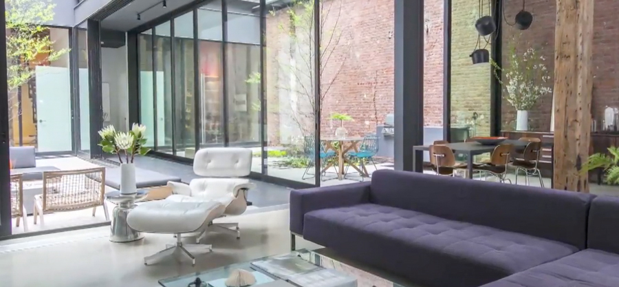 Expensive loft in Brooklyn